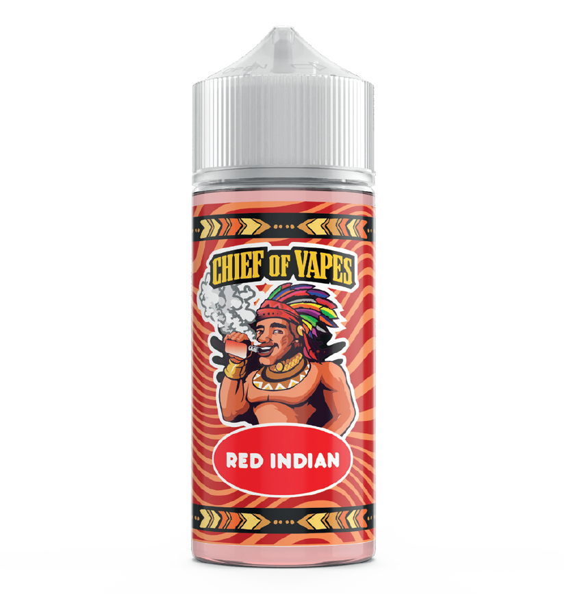 Chief Of Vapes Red Indian