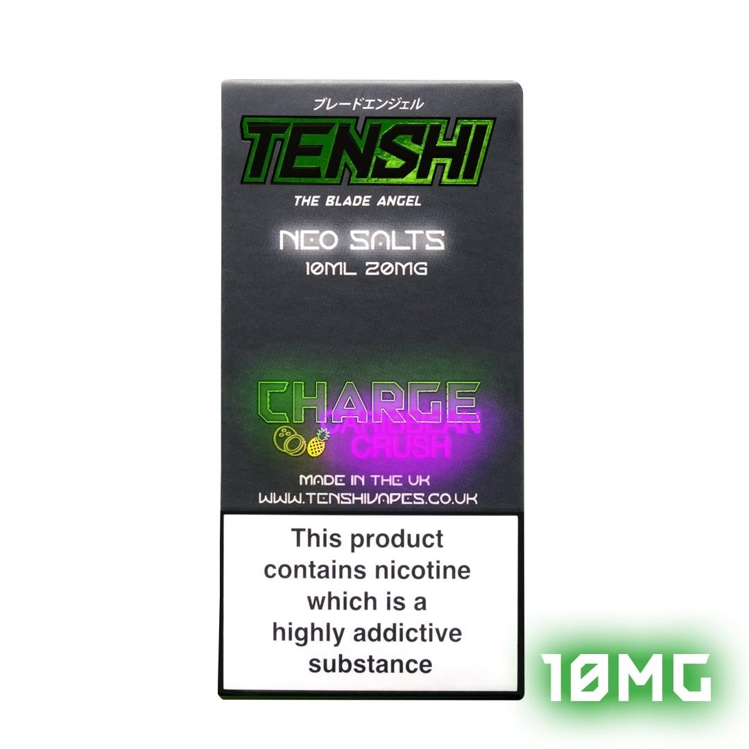 Tenshi Neo Salts Charge Caribbean Crush