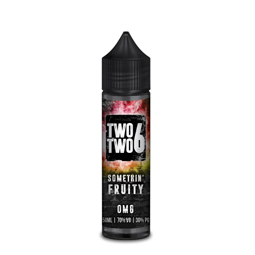 TWO TWO 6 Something Fruity
