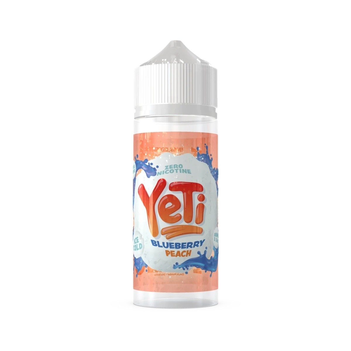 Yeti Blueberry Peach Ice