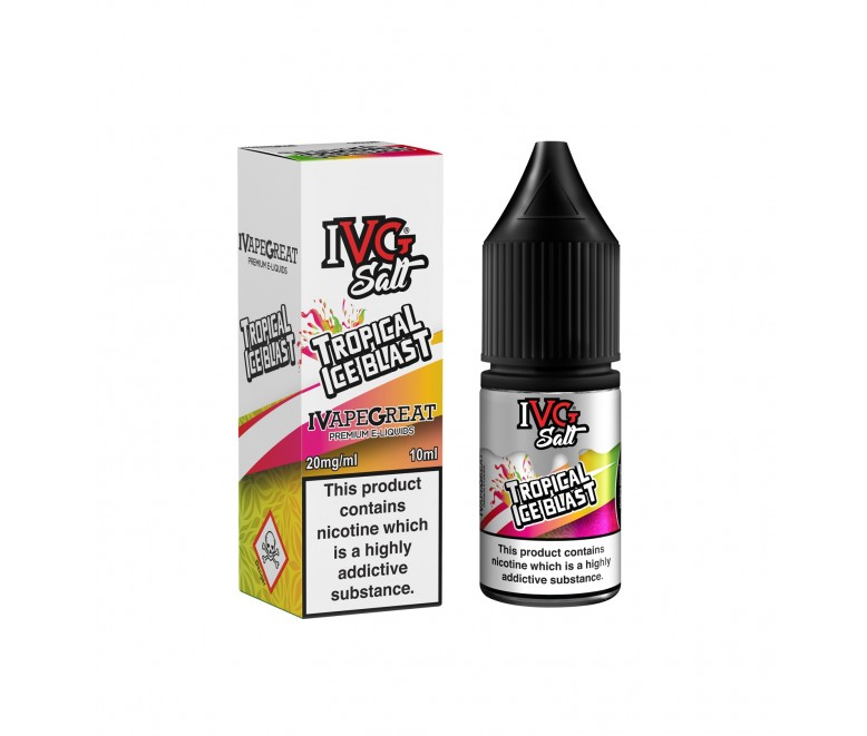 IVG Tropical Ice Blast Salts