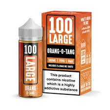 100 Large Orang-O-Tang