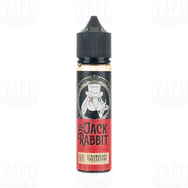 Jack Rabbit Strawberry Cheesecake