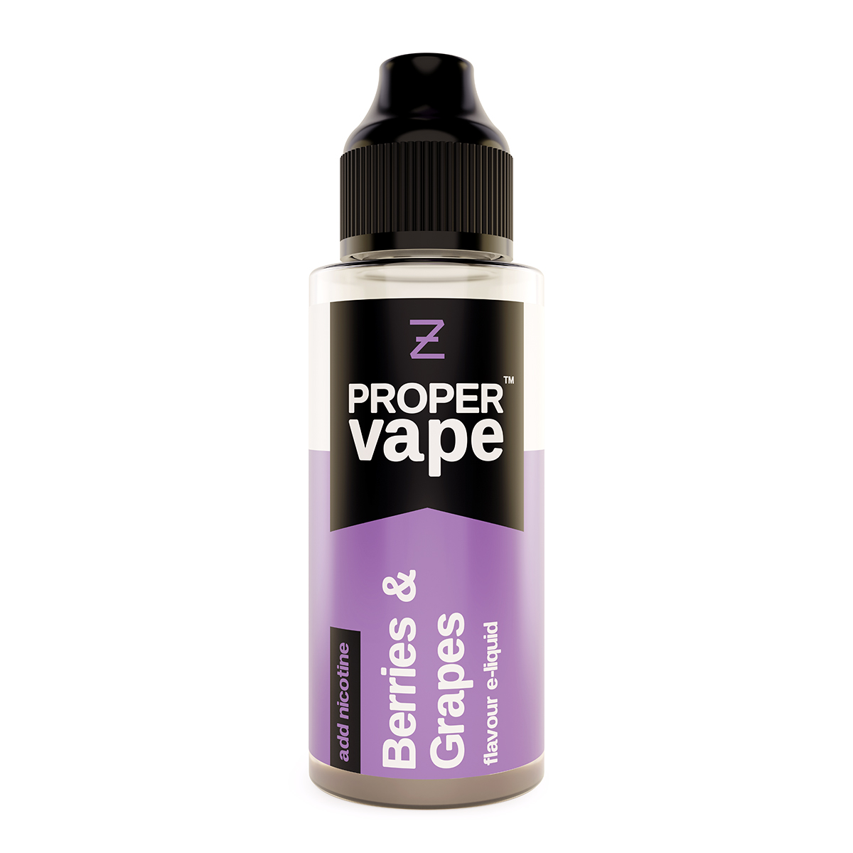 ZEUS PROPER Vape Berries & Grape