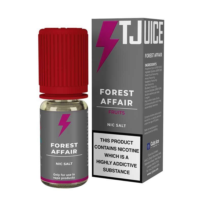 T-Juice Forest Affair Salts