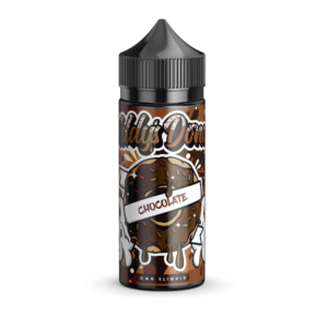 Diddy's Donuts – Chocolate 100ml-600-600-mock